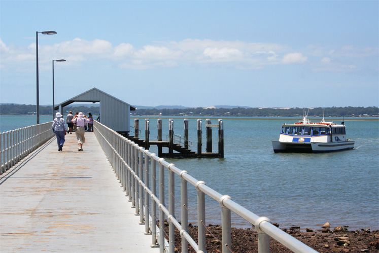 Victoria Point Jetty