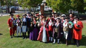 Competitors from across Australia and New Zealand in the Redlands for the 25th National Town Crier Championship, hosted by Redland City Town Crier Max Bissett