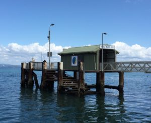 Howard Walker Jetty, North Stradbroke Island