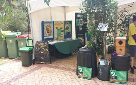 Household composting options for households in the Redlands