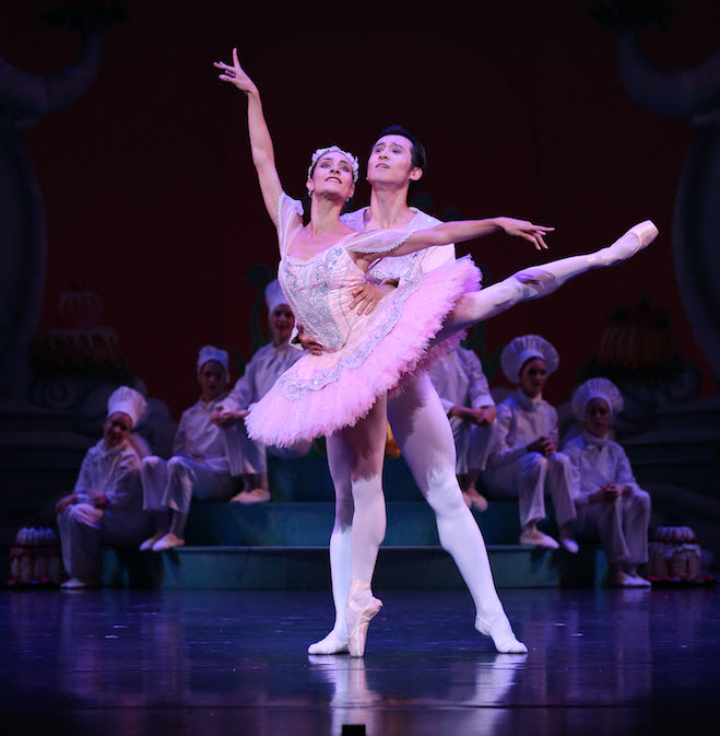 Image courtesy of Queensland Ballet, Photographer David Kelly