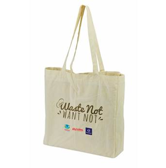 Waste Not Want Not shopping bag