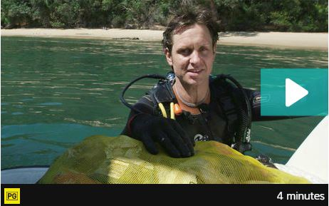 2017-05 War On Waste Stories - Series 1 Ep 2_ Diving For Plastic In Sydney Harbour _ ABC